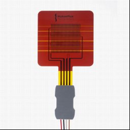 FHF01 is a thin and flexible sensor for general-purpose heat flux measurement